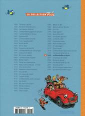 Verso de Boule et Bill -15- (Collection Eaglemoss) -2643- La Ribambelle au Japon