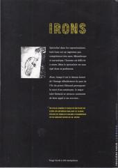 Verso de Irons -HC- Confédération