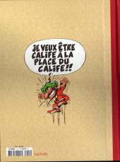 Verso de Iznogoud - La Collection (Hachette) -14- Tome 14