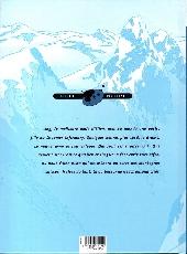 Verso de Bleu Lézard -6- L'Appât