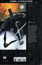 Verso de DC Comics - La légende de Batman -2268- Passé, présent, futur