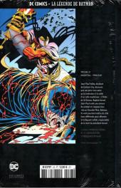 Verso de DC Comics - La légende de Batman -2319- Knightfall - Prologue