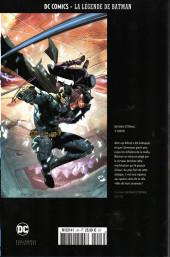 Verso de DC Comics - La légende de Batman -HS3- Batman eternal - 3e partie