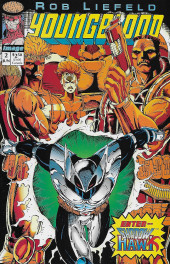 Verso de Youngblood (1992) -2- Issue #2