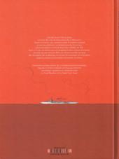 Verso de Les chroniques du Léopard