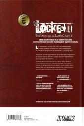 Verso de Locke & Key -1b18- Bienvenue à Lovecraft