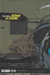 Verso de Batman : la légende (Neal Adams) -1- Tome 1