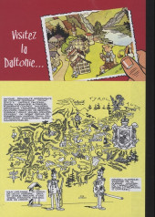 Verso de Tony Laflamme -INT5- Un daltonien sur la lune et Tony et les 40 voleurs