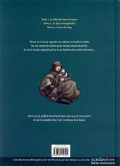 Verso de Oliver & Peter -3- Frères de Sang