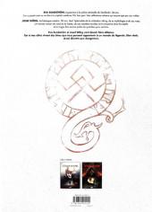 Verso de Le chant des Runes -3- Les oubliés de l'autre monde