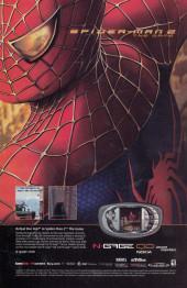 Verso de Spider-Man/ Doctor Octopus: Year One (2004) -3- Spider-Man/ Doctor Octopus: Year One #3