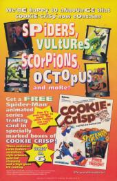 Verso de Spider-man megazine (1994) -5- Spider-man megazine #5
