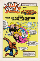 Verso de The amazing Spider-Man Vol.1 (Marvel comics - 1963) -277- The Rules of the Game!