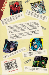 Verso de The amazing Spider-Man Vol.1 (Marvel comics - 1963) -INT- Spider-Man: The Assassin Nation Plot