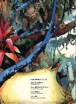 Verso de Rahan (3e Série - Hachette) -1- Les âges farouches