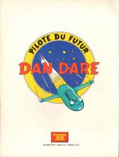 Verso de Dan Dare -3- Dan Dare 1