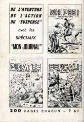 Verso de Apaches (Totem Spécial HS, Kris Spécial HS, puis) -11- Pilotes de la jungle