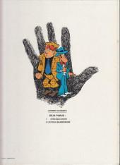 Verso de Johnny Goodbye -2- L'étoile silencieuse