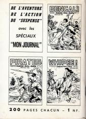 Verso de Apaches (Totem Spécial HS, Kris Spécial HS, puis) -10- Larry le petit jockey