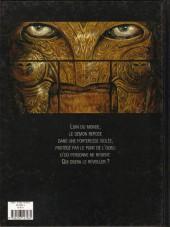 Verso de La marque du démon -1- La geste écarlate