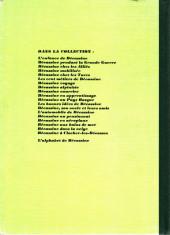 Verso de Bécassine -20b81- Bécassine prend des pensionnaires