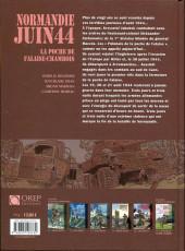 Verso de Normandie juin 44 -6- La poche de Falaise-Chambois