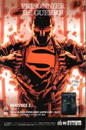Verso de Justice League - Récit Complet (DC Presse) -8- Green Lantern : Perdus dans l'espace