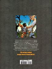 Verso de Savage Sword of Conan (The) - La Collection (Hachette) -20- Les crocs du serpent