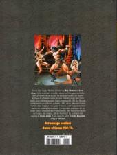 Verso de Savage Sword of Conan (The) - La Collection (Hachette) -21- Les capes noires d'ophir