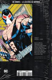 Verso de DC Comics - La légende de Batman -2521- Knightfall - 2e partie