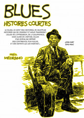 Verso de (AUT) Médrano - Blues Histoires Courtes