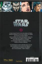Verso de Star Wars - Légendes - La Collection (Hachette) -7170- X-Wing Rogue Squadron - IX. Dette de Sang