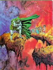 Verso de Marvel Comics Super Special Vol 1 (1977) -1- Kiss