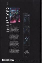 Verso de Injustice 2 -1- Tome 1