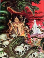 Verso de Marvel Comics Super Special Vol 1 (1977) -2- Revenge of the Barbarian