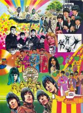 Verso de Marvel Comics Super Special Vol 1 (1977) -4- The Beatles Story
