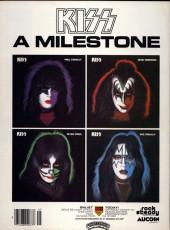 Verso de Marvel Comics Super Special Vol 1 (1977) -5- Kiss (The Land of Khyscz)