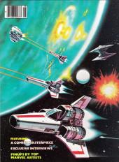 Verso de Marvel Comics Super Special Vol 1 (1977) -8- Battlestar Galactica