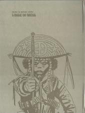 Verso de Corto Maltese (première série cartonnée) -1- Rendez-vous à Bahia