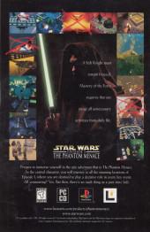 Verso de Star Wars (1998) -12- Outlander, Part 6 of 6: The Exile of Sharad Hett