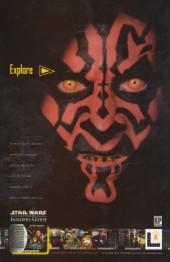 Verso de Star Wars Episode I - Queen Amidala (1999) - Star Wars Episode I - Queen Amidala