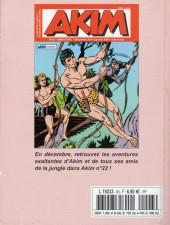 Verso de Capt'ain Swing! (2e série - Mon Journal) -Rec93- Album N°93 (du n°279 au n°281)