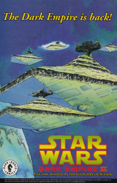 Verso de Classic Star Wars: The Early Adventures (1994) -6- Classic Star Wars: The Early Adventures #6
