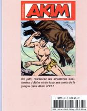 Verso de Capt'ain Swing! (2e série - Mon Journal) -Rec95- Album N°95 (du n°285 au n°287)