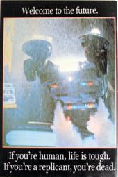 Verso de Marvel Comics Super Special Vol 1 (1977) -22- Blade Runner