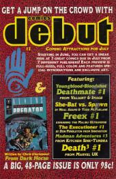 Verso de Classic Star Wars (1992) -10- The Return of Ben Kenobi