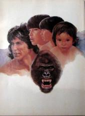 Verso de Marvel Comics Super Special Vol 1 (1977) -29- Tarzan of the Apes