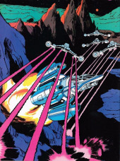 Verso de Marvel Comics Super Special Vol 1 (1977) -31- The Last Starfighter