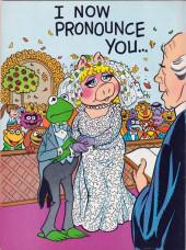Verso de Marvel Comics Super Special Vol 1 (1977) -32- The Muppets Take Manhattan