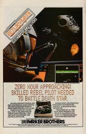 Verso de Star Wars: Return of The Jedi (1983) -2- Chapter 2: The Emperor Commands!